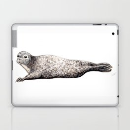 Harbour Seal Laptop & iPad Skin