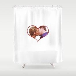 Caskett Shower Curtain
