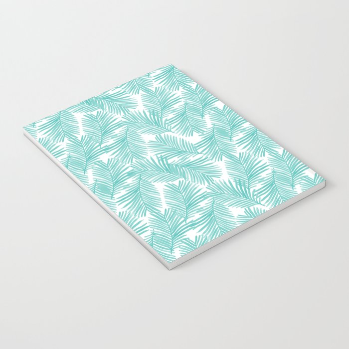 Palm tropical indoor house plants nature botanical vacation island summer surfing beach hipster Notebook
