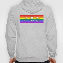 Love who you want Hoody