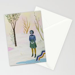 Helen Keller II Stationery Cards