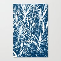 plant Canvas Prints featuring Plant by H. Burak Yel
