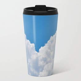 Cloudy Day Travel Mug