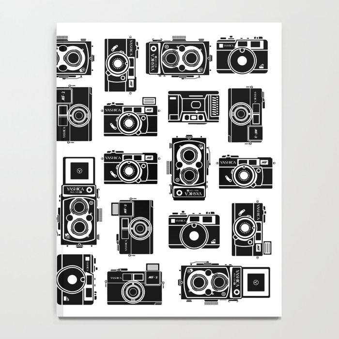 Yashica bundle Camera Notebook