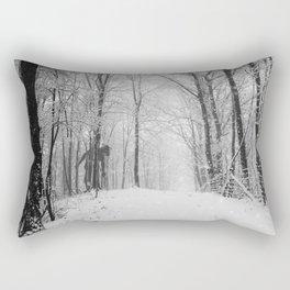 Lonely... Rectangular Pillow