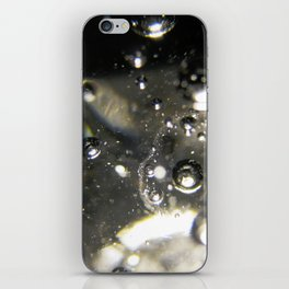 Bubbles and Light iPhone Skin