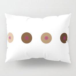 Free the nipple Pillow Sham