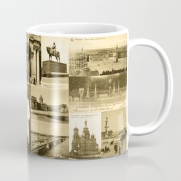 St. Petersburg History Coffee Mug