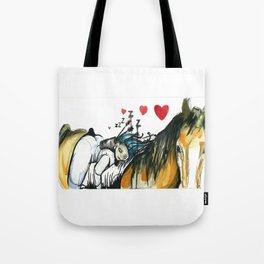 lullabye Tote Bag
