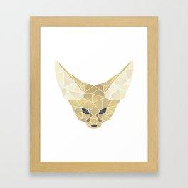 Foxy 2 Framed Art Print