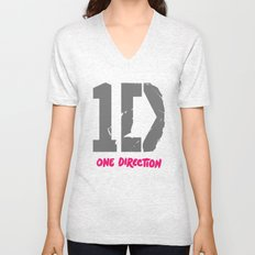 1 Direction Unisex V-Neck