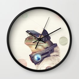 Star Team - Slippy Wall Clock