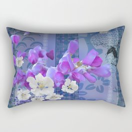 Hummingbird Rectangular Pillow