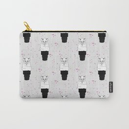 Kitty Kone Carry-All Pouch