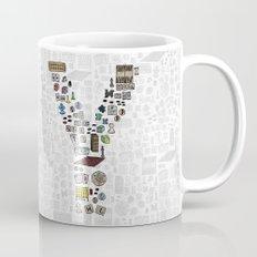 letter Y - games Mug