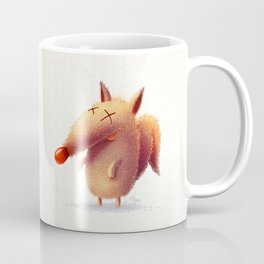Monday fox Coffee Mug