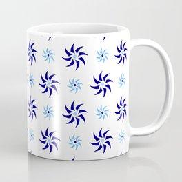 stars 108- blue Coffee Mug