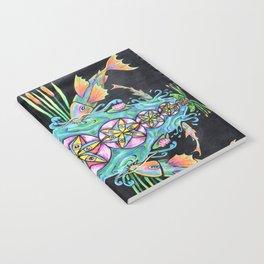 Fish Pond Notebook