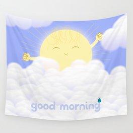 Good Morning Sky Wall Tapestry
