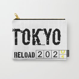 Tokyo Reload Timer 2001 Carry-All Pouch