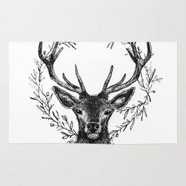 Royal stag Rug