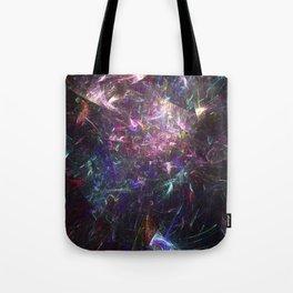 Shattered Prisma Tote Bag