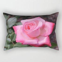 Soft pink rose Rectangular Pillow