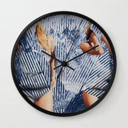 Cool Air Wall Clock