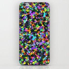 Black Opal iPhone Skin