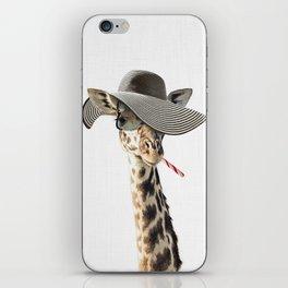 SAFIRA ZHIRAFETTA iPhone Skin