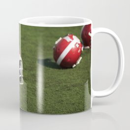 American Football players Coffee Mug