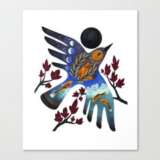Life Cycles Canvas Print