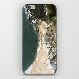 Hourglass iPhone Skin
