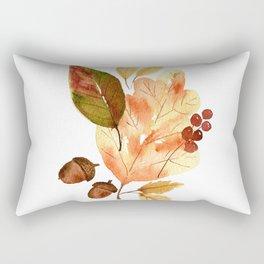 """Fall""ing For You Rectangular Pillow"