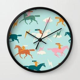 Rancho la Libertad Wall Clock