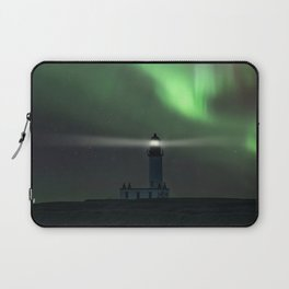 When the northern light appears Laptop Sleeve