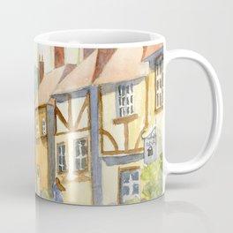 English Village in Color Coffee Mug