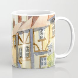 English Village in Color Coffee Mug