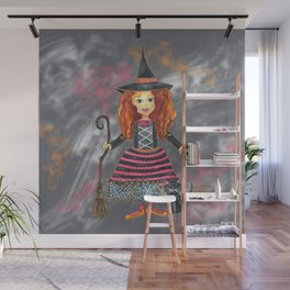 Zelda the Good Witch Wall Mural