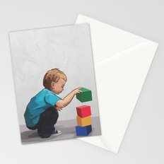 Just playing Stationery Cards