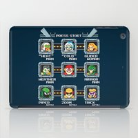 rogue iPad Cases featuring Rogue Masters by thom2maro