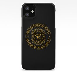 John Wick - The Continental Hotel iPhone Case