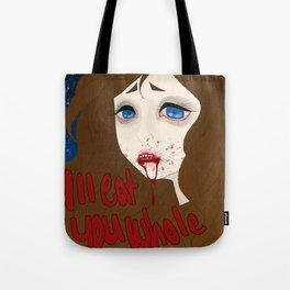 Please Break My Heart Tote Bag