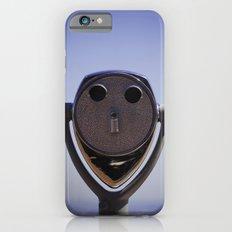 Look into my eyes Slim Case iPhone 6s