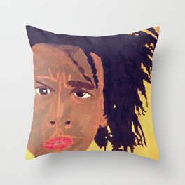 Marley 2 Throw Pillow
