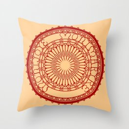 Halo of Montjoye Montmartre Throw Pillow