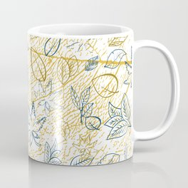 Tobacco Pattern 3 Coffee Mug