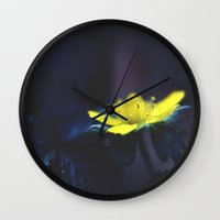 surrealism Wall Clocks featuring Surrealism by BURNEDINTOMYHE∆RT♥
