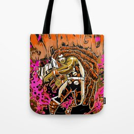 THE MIGHTY SHANGO Tote Bag