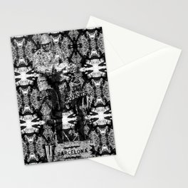 Margin Sculpture Stationery Cards